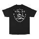 【HARD LUCK】HARD SIX TEE ハードラック Tシャツ スケートボード スケボー SKATEBOARD