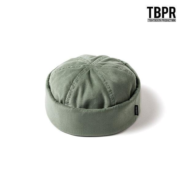 【TIGHTBOOTH】CORD ROLL CAP melon タイトブース キャップ スケートボード スケボー SKATEBOARD