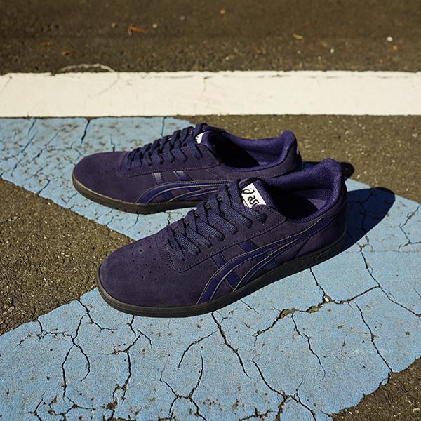 【asics skatebording】 GEL-VICKKA PRO  カラー:peacoat/black   アシックス スケートボーディング  スケートボード スケボー  シューズ 靴 スニーカー  SKATEBOARD SHOES