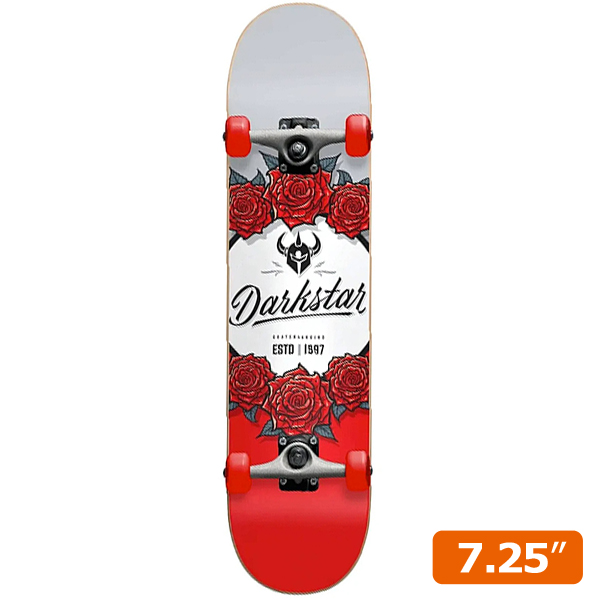 【DARKSTAR】IN BLOOM 7.25インチ 推奨年齢:6〜8歳 ダークスター 子供 キッズ コンプリート 完成品 スケートボード スケボー SKATEBOARD COMPLETE