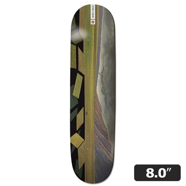【ELEMENT】LANDSCAPE ASIA 8.0インチ エレメント スケートボード スケボー デッキ SKATEBOARD DECK