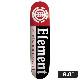 【ELEMENT】SECTION  8.0インチ エレメント スケートボード スケボー デッキ SKATEBOARD DECK