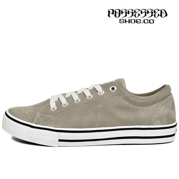【POSSESSED】 SMOKY  カラー:grey   ポゼスト スモーキー  スケートボード スケボー  シューズ 靴 スニーカー  SKATEBOARD SHOES