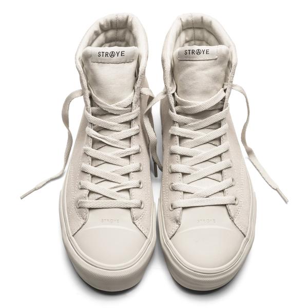 【STRAYE】VENICE  カラー:bone suede  ストレイ ベニス スケートボード スケボー シューズ 靴 スニーカー SKATEBOARD SHOES