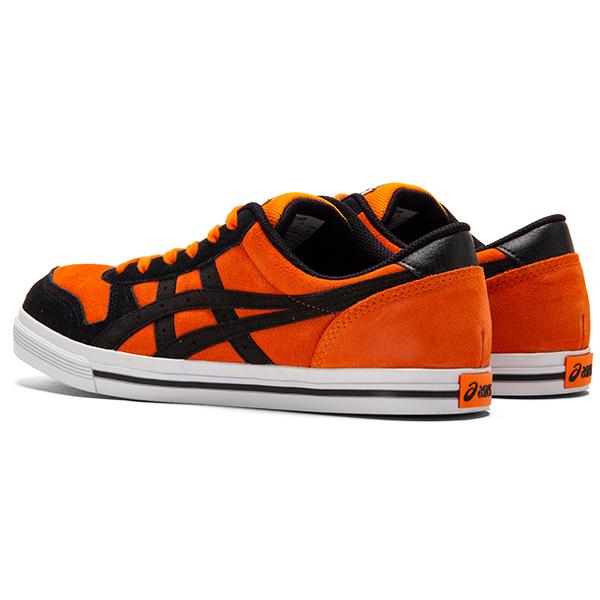 【asics skatebording】 AARON PRO  カラー:habanero/black   アシックス スケートボーディング  スケートボード スケボー  シューズ 靴 スニーカー  SKATEBOARD SHOES