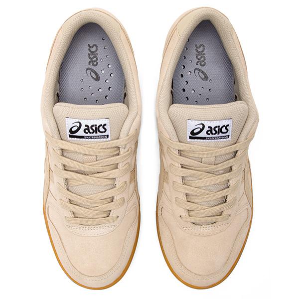 【asics skatebording】 AARON PRO  カラー:putty/putty   アシックス スケートボーディング  スケートボード スケボー  シューズ 靴 スニーカー  SKATEBOARD SHOES