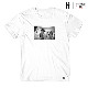 【GIRL×BEASTIE BOYS】 SPIKE JONES SS TEE WHITE ガール Tシャツ 半袖 スケートボード スケボー SKATEBOARD