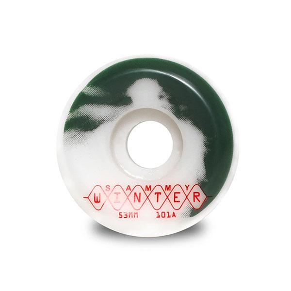【WAYWARD】Summy Winter FUNNEL CUT 53mm ウェイワード ハードウィール スケートボード スケボー SKATEBOARD WHEEL