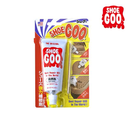 【SHOE GOO】 SHOE GOO  カラー:自然色/ホワイト/ブラック   シューグー シューズ 靴 補修材  スケートボード スケボー SKATEBOARD