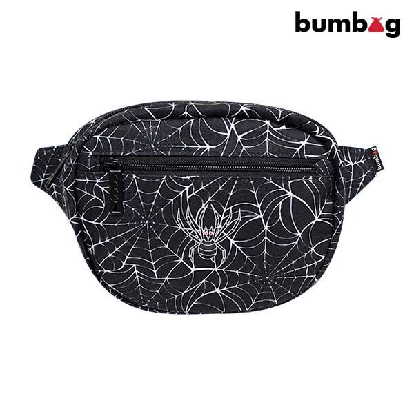 【BUMBAG×Kader Sylla】 MINI MEGA HIP PACK  カラー:black   バムバッグ ポーチ バッグ BAG  スケートボード スケボー SKATEBOARD