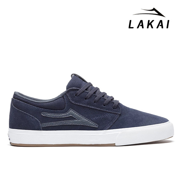 【LAKAI】 GRIFFIN VLK  カラー:navy suede    ラカイ グリフィン  スケートボード スケボー  シューズ 靴 スニーカー  SKATEBOARD SHOES