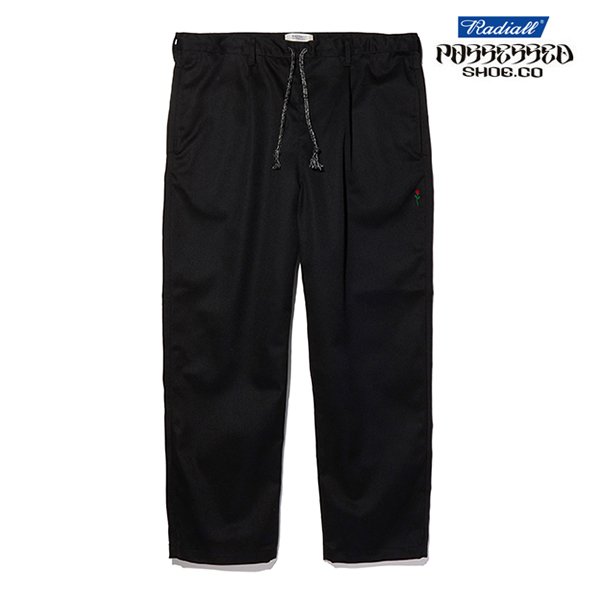 【POSSESSED×RADIALL】CONQUISTA WIDE FIT EASY PANTS ポゼスト ラディアル イージーパンツ スケートボード スケボー SKATEBOARD