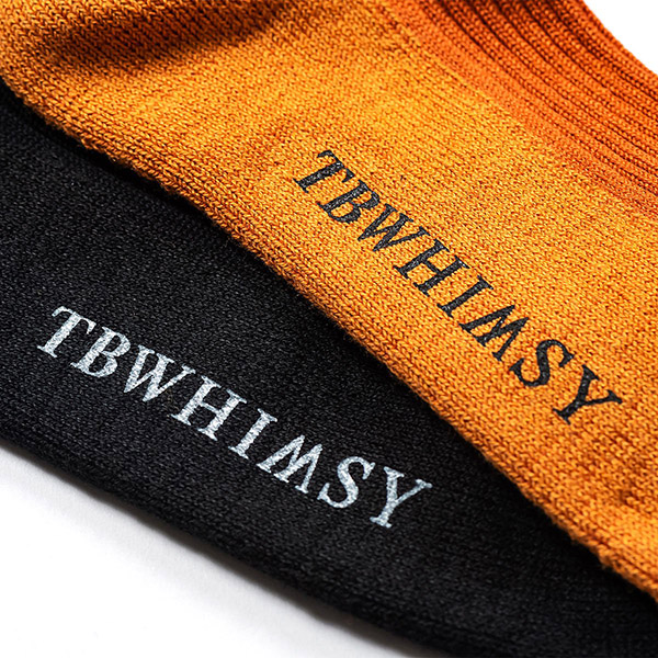 【TIGHTBOOTH×WHIMSY】STRAIGHT UP SOCKS タイトブース 靴下 スケートボード スケボー SKATEBOARD