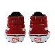 【VANS】 SKATE GROSSO MID black/red バンズ ジェフ・グロッソ スケートボード スケボー シューズ 靴 スニーカー SKATEBOARD SHOES