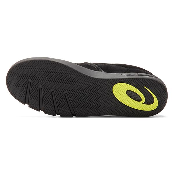 【asics skatebording】 GEL-FLEXKEE SLIP-ON  カラー:black/black   アシックス スケートボーディング  スケートボード スケボー  シューズ 靴 スニーカー  SKATEBOARD SHOES