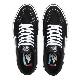 【VANS】 SKATE GROSSO MID black/white/emo leather バンズ ジェフ・グロッソ スケートボード スケボー シューズ 靴 スニーカー SKATEBOARD SHOES