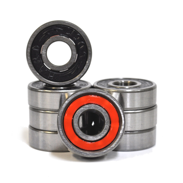 【HARD LUCK】 HARD SIX  -6 ball bearings-  ハードラック ベアリング パーツ スケートボード スケボー SKATEBOARD