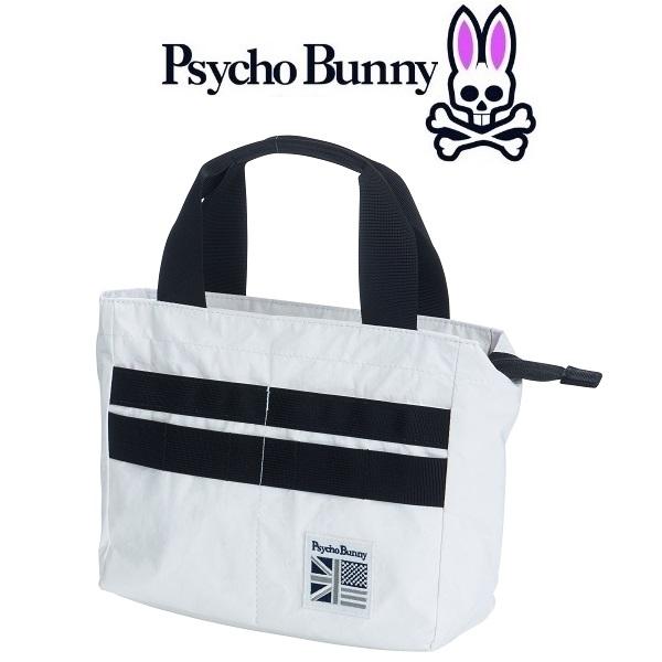 サイコバニー Psycho Bunny ラウンドバッグ Mischief タイベック ラウンドトート PBMG0SJ1