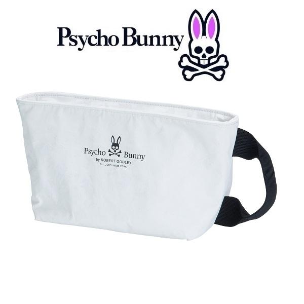 サイコバニー Psycho Bunny ポーチ Mischief タイベック ミニケース PBMG0SJ3