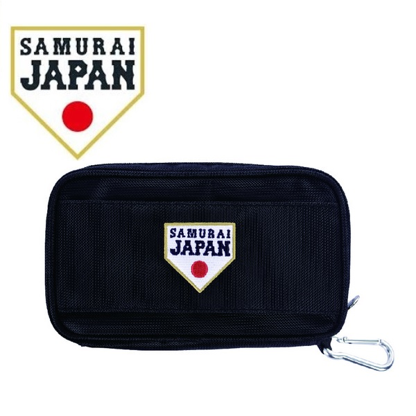 野球日本代表 マルチホルダー SJAC-0587 SAMURAI JAPAN 2020年モデル