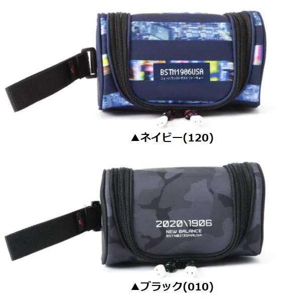 ニューバランス ゴルフ newbalance golf マルチポーチ <TOKYO NIGHT BORDER> 012-0184024 2020年モデル