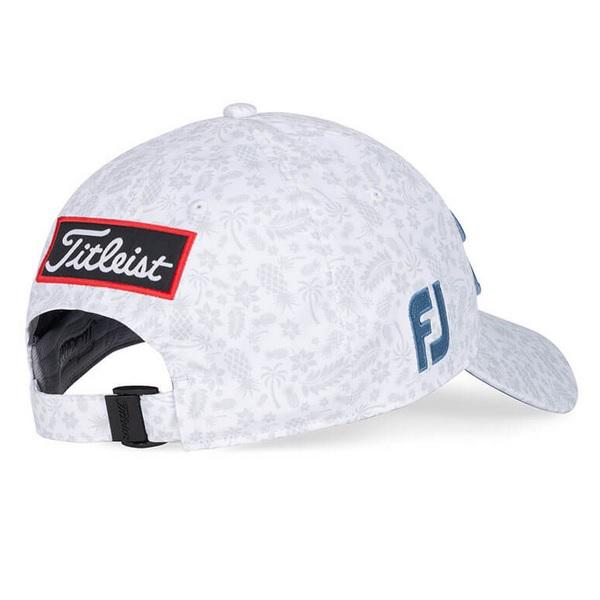 タイトリスト キャップ アロハ ツアーパフォーマンスキャップ HJ0CUPAL 2020年モデル 数量限定 日本正規品 TITLEIST メンズ 帽子