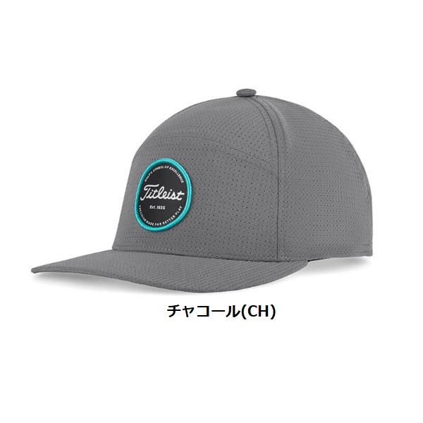 タイトリスト キャップ ボードウォークキャップ HJ0CUBW 2020年モデル 数量限定 日本正規品 TITLEIST メンズ 帽子