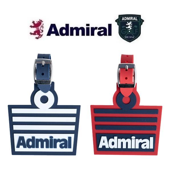 アドミラル ゴルフ Admiral Golf ネームプレート 2020年発売 ADMG0FM5 【メール便配送】