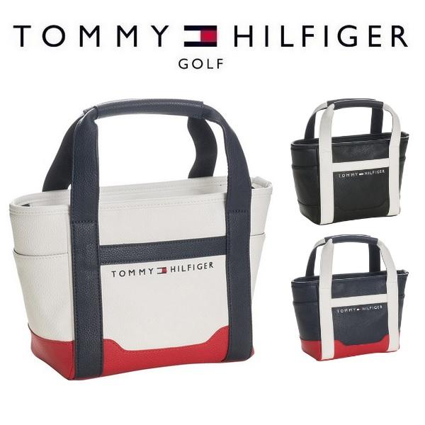 トミー ヒルフィガー ゴルフ TOMMY HILFIGER GOLF THE FACE ラウンドトートバッグ THMG7SB2