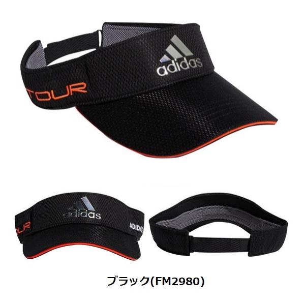 アディダス ゴルフ キャップ メンズ ツアーメタリックロゴバイザー GUX86 2020年モデル