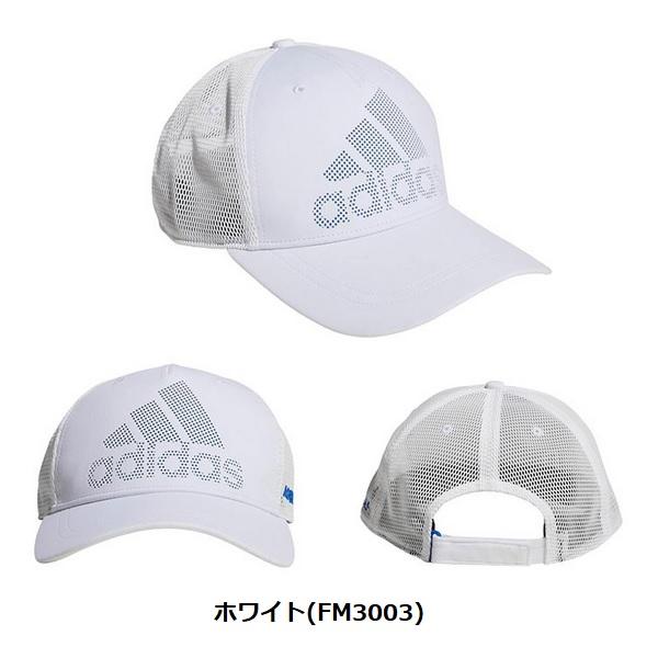 アディダス ゴルフ キャップ メンズ ドットロゴメッシュキャップ GUX80