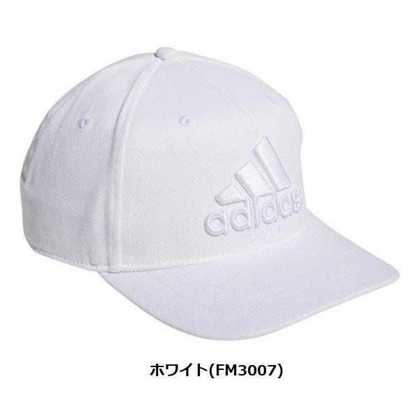 アディダス ゴルフ キャップ メンズ トーナルロゴフラットブリムキャップ GUX76