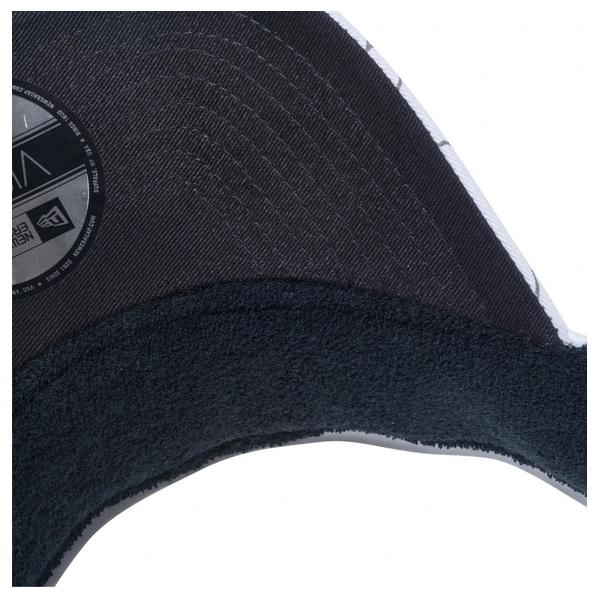 NEWERA ニューエラ キャップ サンバイザー ハンターラインカモ New Era ロゴ ホワイト 12325903
