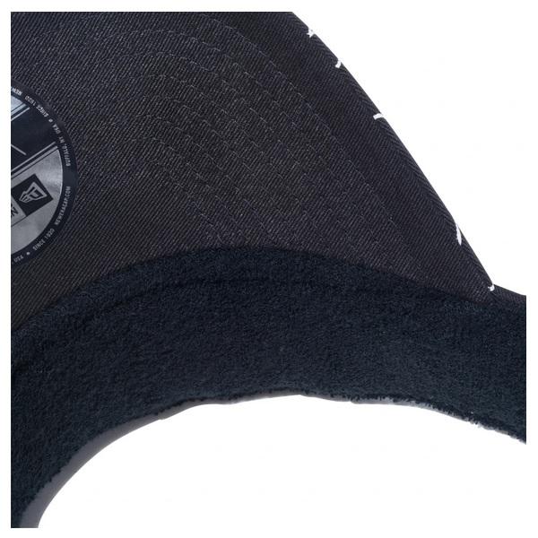 NEWERA ニューエラ キャップ サンバイザー ハンターラインカモ New Era ロゴ ブラック 12325904