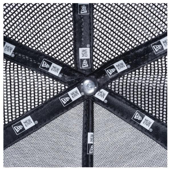 NEWERA ニューエラ キャップ 9FORTY A-Frame トラッカー ダイアモンドエラ NEW ERA 1920 ロゴ ブラック 12325977