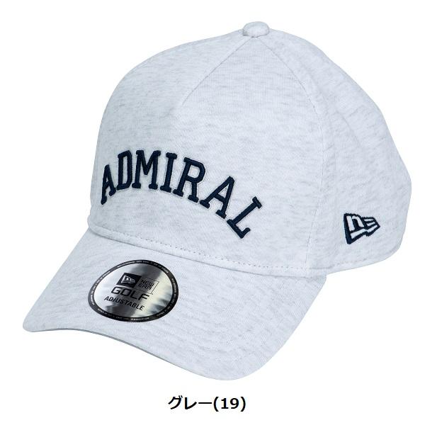 アドミラル ゴルフ Admiral Golf NEW ERAコラボキャップ メンズ ADMB050F 2020年発売