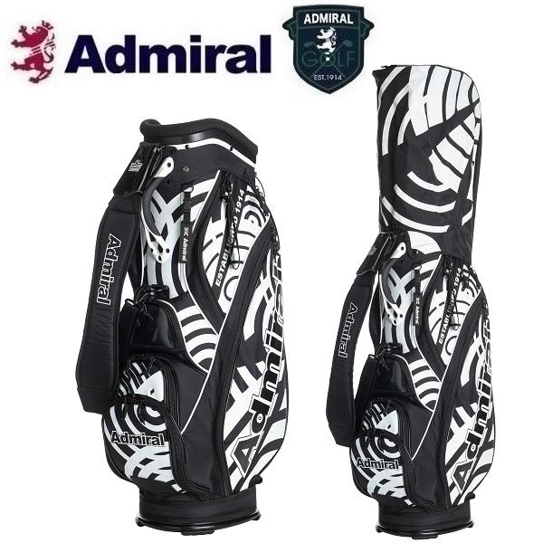 アドミラル ゴルフ Admiral Golf NEWダズル キャディバッグ ADMG0FC7 2020年発売