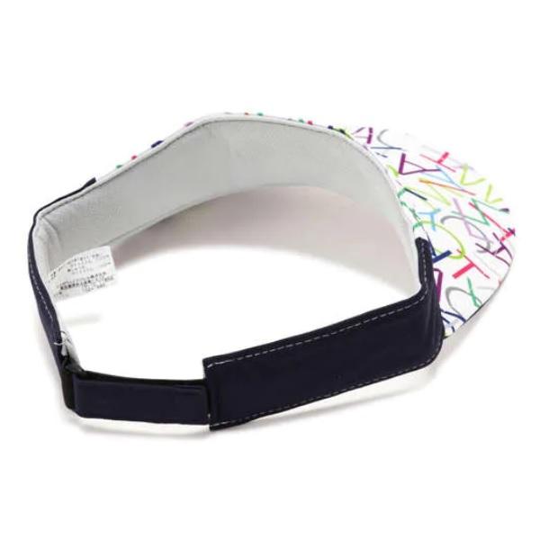 レディース キャロウェイ ゴルフ レタードロゴ バイザー 241-0191811 2020年モデル 帽子