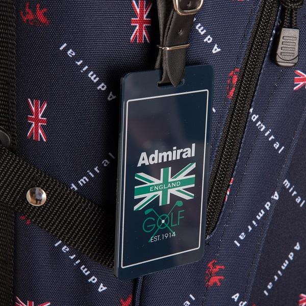 アドミラル ゴルフ Admiral Golf モノグラム スタンド キャディバッグ ADMG0FC8 2020年発売