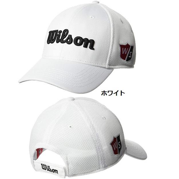 ウィルソン ゴルフ キャップ ツアーメッシュキャップ WSC-1929