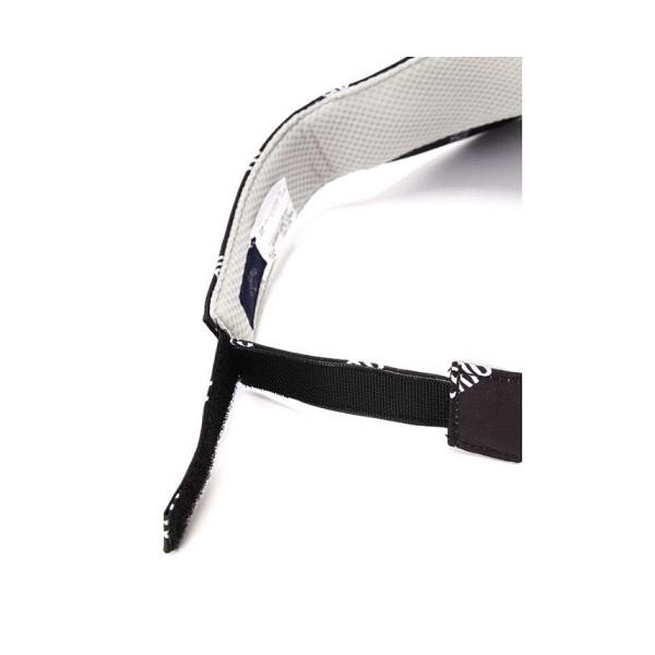 キャロウェイ ゴルフ DSPDストライプ バイザー メンズ 241-0191508 2020年モデル 帽子