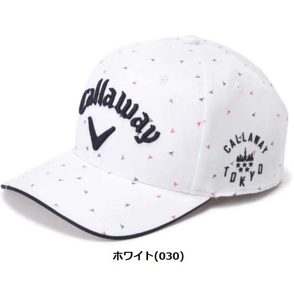 キャロウェイ ゴルフ シェブロンツイル キャップ メンズ 241-0191501 2020年モデル 帽子