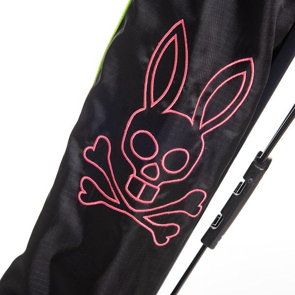 サイコバニー Psycho Bunny LIGHT-WEIGHT スタンドクラブケース PBMG0FKA 2020年発売