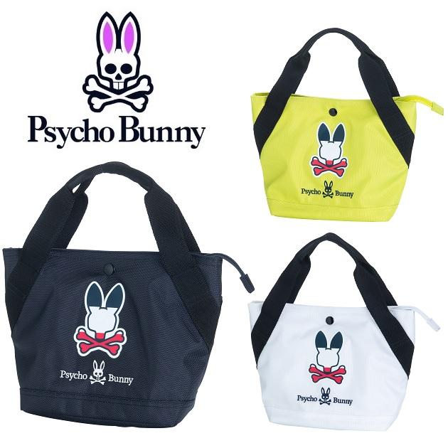 サイコバニー Psycho Bunny ポーチ ANNIVERSARY LOGO ROUND POUCH PBMG0SB4
