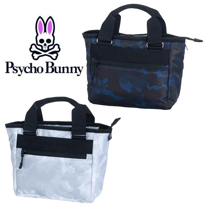 サイコバニー Psycho Bunny ポーチ スポーツCAMO TWILL ROUND POUCH PBMG0SB7