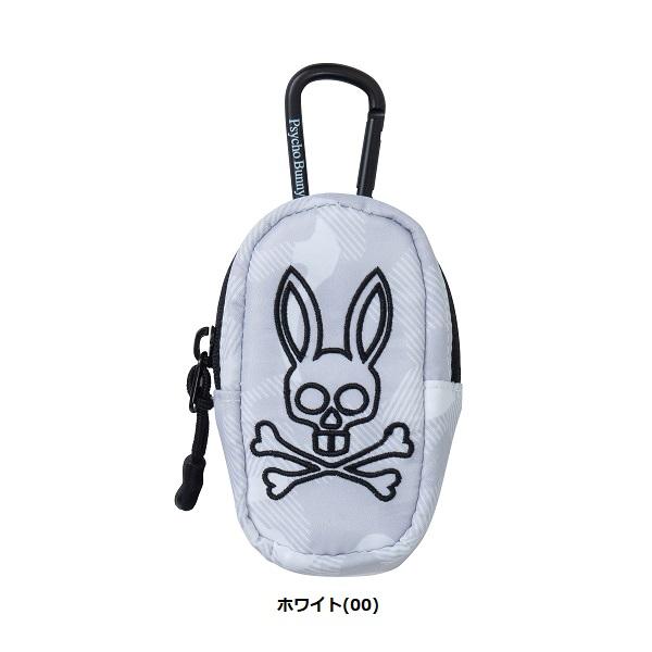 サイコバニー Psycho Bunny ポーチ スポーツCAMO TWILL MINI BAG PBMG0SB8