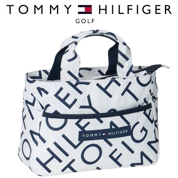 トミー ヒルフィガー ゴルフ TOMMY HILFIGER GOLF ラウンドバッグ TYVEK ROUND TOTE BAG THMG0SBF 2020年モデル