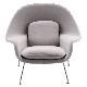 Saarinen Collection Womb Chair and Ottoman - midium