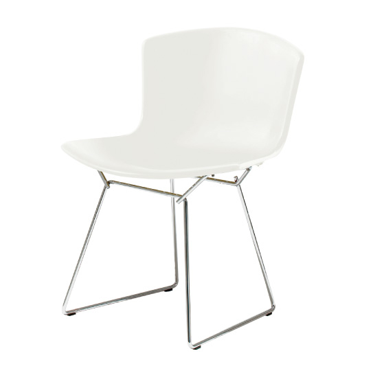 Bertoia Collection Side Chair -Plastic Side Chair-