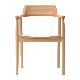 HIROSHIMA ARMCHAIR Board seat